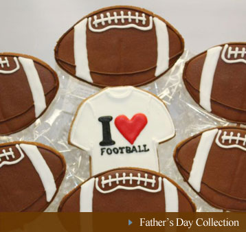 Noelle's Father's Day Cookies